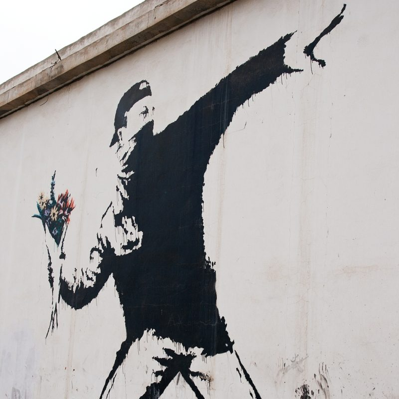 Banksy - Most Wanted Man in the World of Art