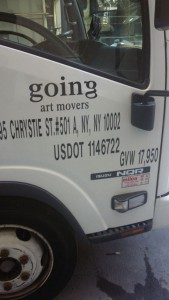 Going Art Movers