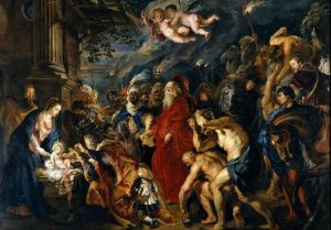 Adoration of the Magi (1609-1610)