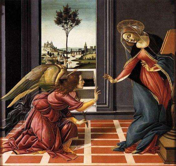 The Annunciation (1489)