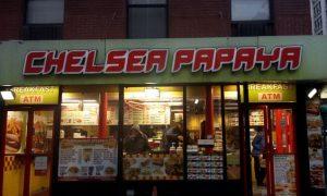 Eat at Chelsea Papaya