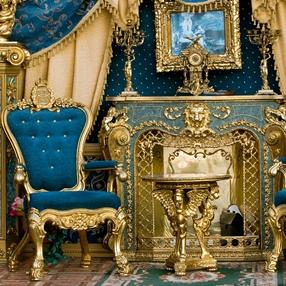 expensive classic interior