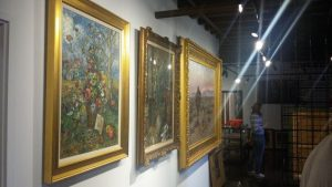 Fine Art Delivery and Picture Hanging Services