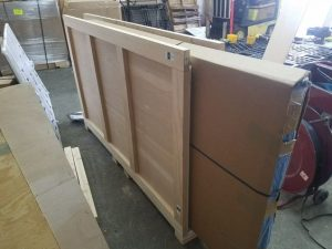 Packing and crating materials