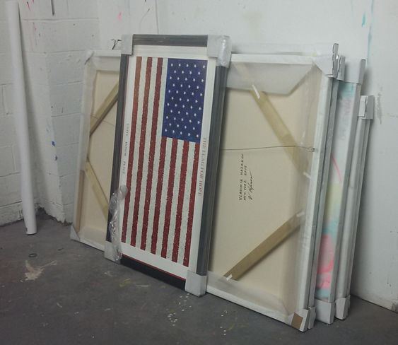 Shipping an Important Painting for Impact Art Gallery