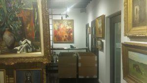 Artwork Shipping & Installation Services