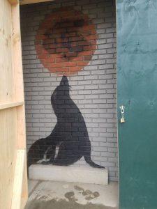 Gorgeous Banksy Murals
