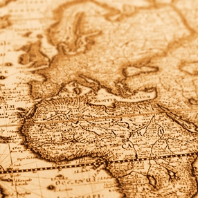 Shipping Antique Maps