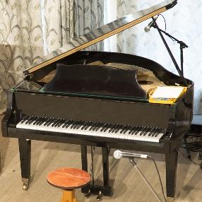 Shipping a piano