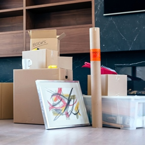 Art Shipping and Packing