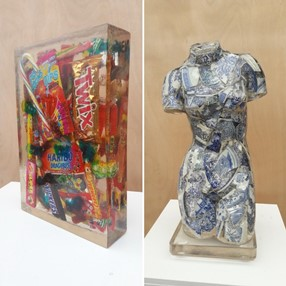 HOW TO SHIP ARTWORK MADE OF PLASTIC: ART D'AURELLE GALLERY