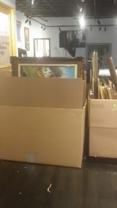 Art Packaging and Shipping Services for Auction Buyers