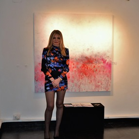 Shipping large paintings; Agnieszka Ceccarelli