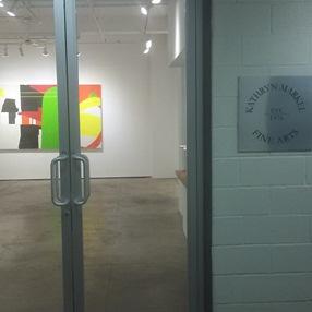 Fine art shipping in NYC; Kathryn Markel Fine Arts