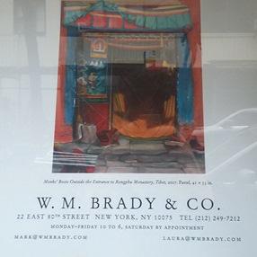 Art shipper; W. M. Brady & Co.
