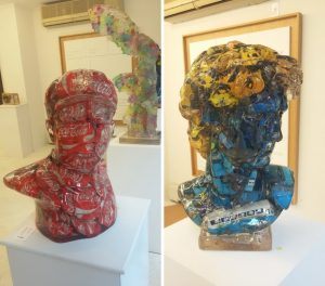 Art Packaging and Shipping Service; Art d'Aurelle