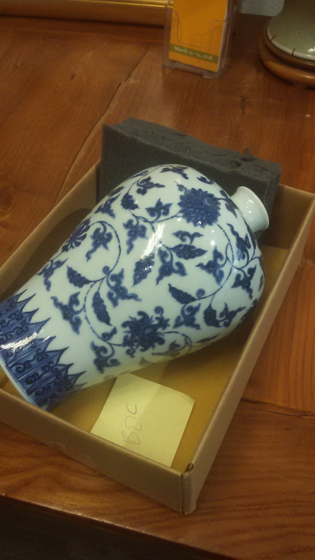 Packing and Shipping Asian Art for iGavel Auctions