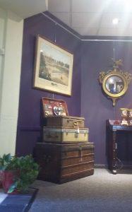 Antique moving; Nye & Company