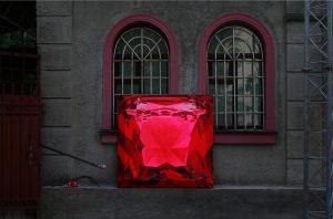 Artwork transport; Eugen Khandusenko