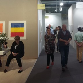 Fine Art Moving Services at Art Fairs and Shows
