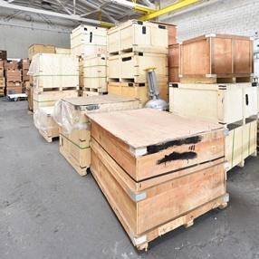 Large item shipping service