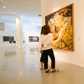 USA freight forwarders to ship art