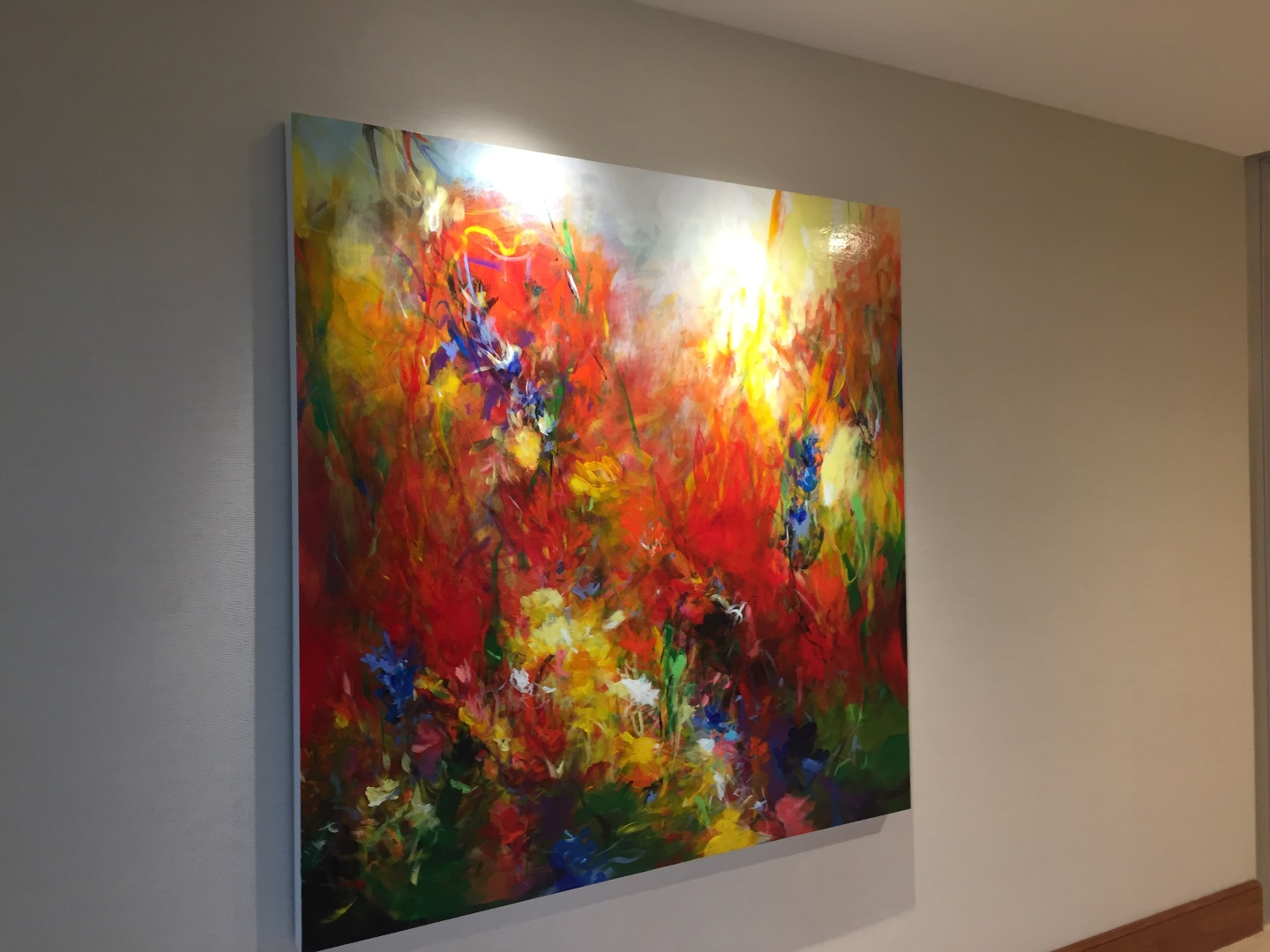 Shipping paintings or other artworks