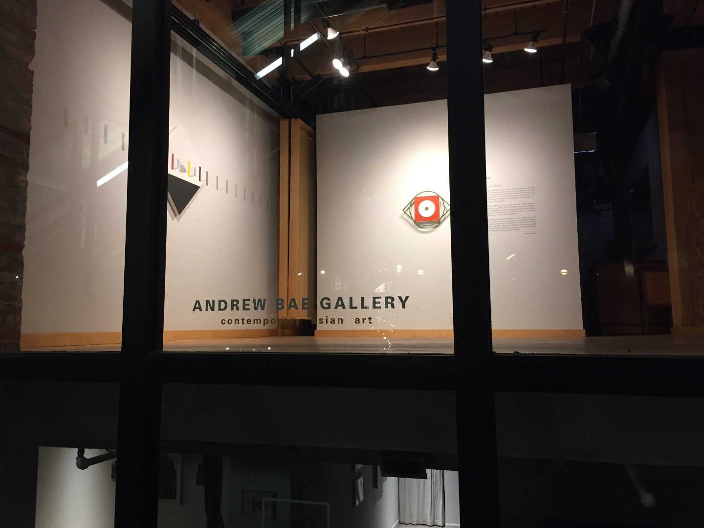 US shipping companies; Andrew Bae Gallery