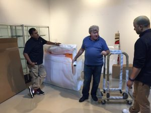 Artwork Shipping and Crating Services in Chicago