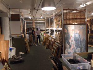 Art installation services