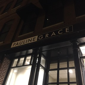 Ship antique and contemporary furniture; Pauline Grace