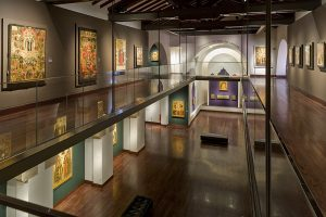 Art shipping and crating services; The Museum of Russian Art