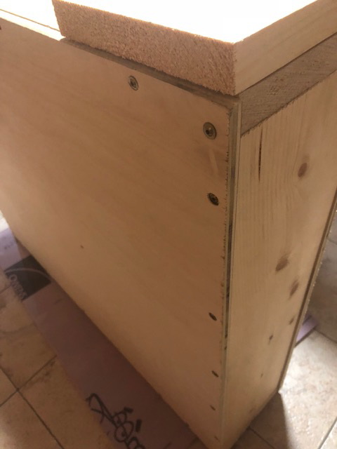 Crates for shipping art
