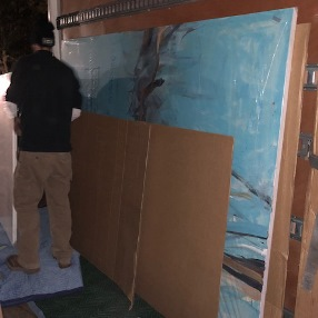 How to ship paintings for sale safely