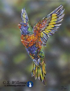 Fine Art Shippers; Susan Willemse