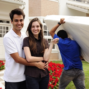 White glove relocation services for moving home