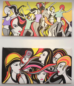 Shipping artwork; Camilo Hernández Amaya