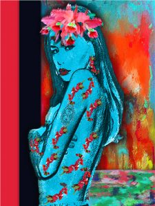 Shipping a painting; Sylvia Rendon