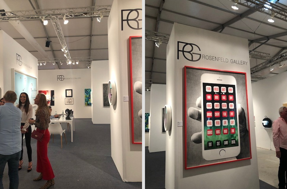 Our Art Logistics Company at Miami Art Week 2018