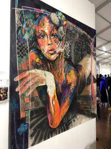Shipping large art; Spectrum Miami