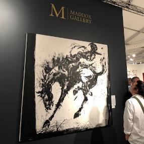Best way to ship art; Maddox Gallery