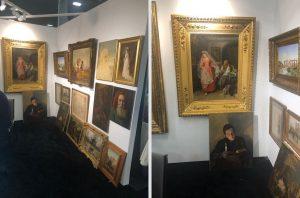 Fine Art Shippers at the Original Miami Beach Antique Show 2019