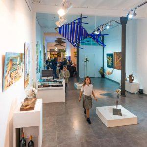International Contemporary Art at Crisolart Galleries