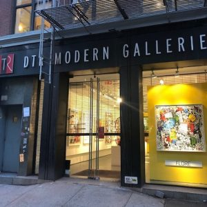 Nationwide shipping company; DTR Modern Galleries