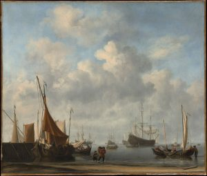 The Best Vintage Ship Painting at the Met