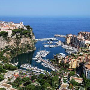 How to ship fine art to Monaco