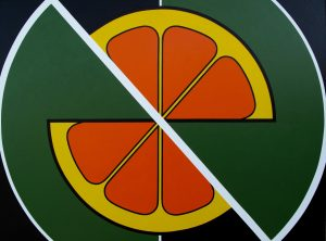 Geometrically Inspired Abstract Art by José M. Fontaiña