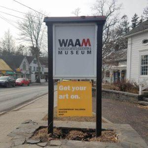 Art museum; The Woodstock Artists Association & Museum (The WAAM)