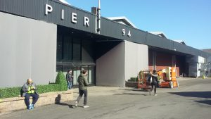 Shipping large artwork; The Architectural Digest Design Show