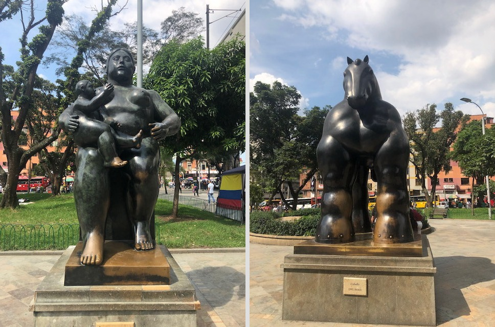 Fernando Botero – The Most Recognized Colombian Figurative Artist